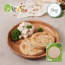 두부닭가슴살 5kg(100gX50팩)