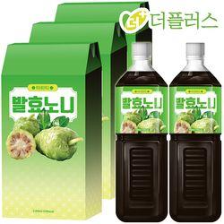 타히티 발효노니 선물세트 2플러스1 1L 6개입