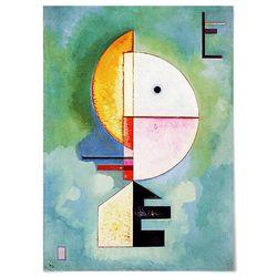 중형 패브릭 포스터 추상화 빈티지 그림 명화 액자 칸딘스키 6
