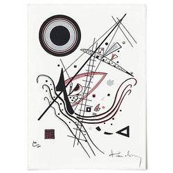 중형 패브릭 포스터 추상화 명화 그림 선물 액자 칸딘스키 10