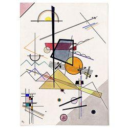 중형 패브릭 포스터 추상화 명화 그림 선물 액자 칸딘스키 12