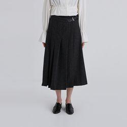 toxi belt skirt (2colors)