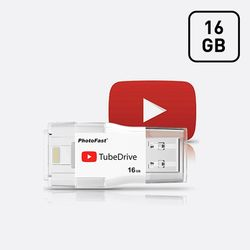 [포토패스트] 튜브드라이브 TubeDrive 16GB
