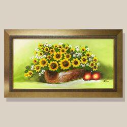풍요와번창 풍수에좋은그림 복들어오는그림 유화그림