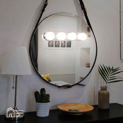 리빙블리 LED 화장대 셀럽라이트조명 (건전지포함)