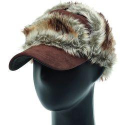 [플릭앤플록]OJO09.귀달이 털 겨울 캡모자 방한 모자
