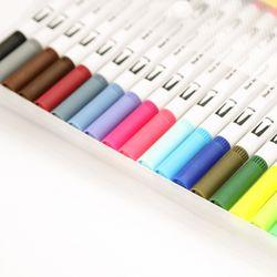 민화샵 트윈 싸인펜 24색