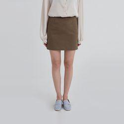 soft cream cone mini skirt (7colors)