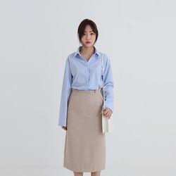 cotton view shirt (5colors)