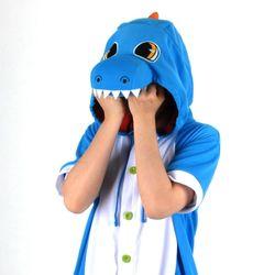 반팔 동물잠옷 공룡 (블루)