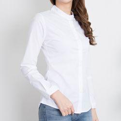 P7594 차이나넥 슬림핏 셔츠(55667788)