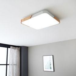 LED 카빈 사각 방등 60W