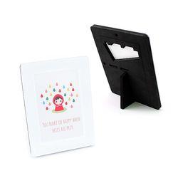 EVA 안전액자- 컬러풀 메모리즈 커비액자 (5x7)블랙
