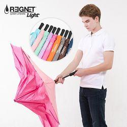 REGNET 거꾸로 우산의 경량화 레그넷 라이트
