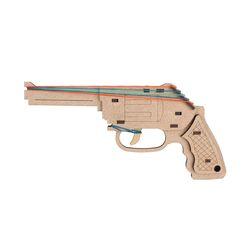 카우보이 총-5연발(CM-877)장난감 고무줄 총