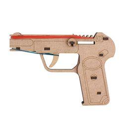 안중근 의사의 총(CM-878)장난감 고무줄 총