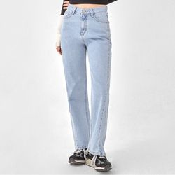 two line denim pants (s m l)