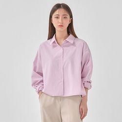 cozy cotton crop shirts