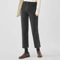 somber straight denim pants (s m)