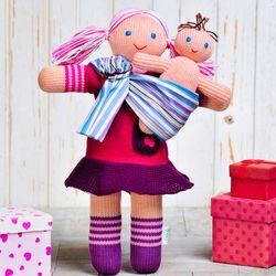 감성인형 아기와 소녀 2