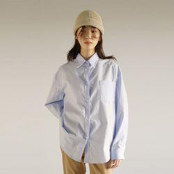 basic silhouette light shirt (2colors)