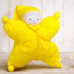감성인형 노랑별