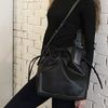 U2 BLACK- SHOULDER BAG