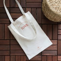 kantan square bag LOVE