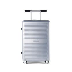 R TRUNK HARDSHELL 63L SILVER