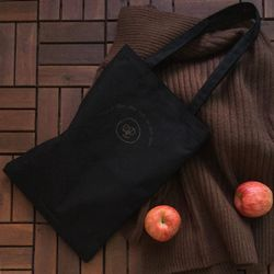 kantan square bag BLACK