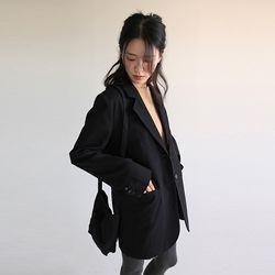 standard fit light jacket (2colors)