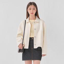 big pocket short jacket (wool90)