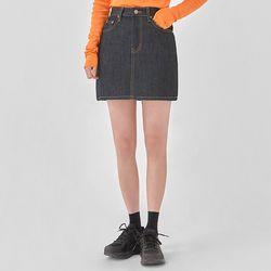 sell denim mini skirt (s m l)