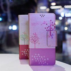 LG X4 (LG X410) Perla-Fortune 수제 지갑 다이어리 케이스