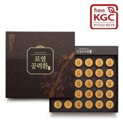 [한국인삼공사] 프리미엄 로열공력환 골드(3.75g*30환) 6개세트
