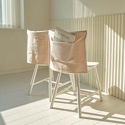 블랭크 의자 커버 . 등받이 커버 (RM 214001)