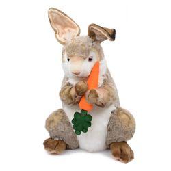 7528 당근 토끼인형(갈색) 50cm.H