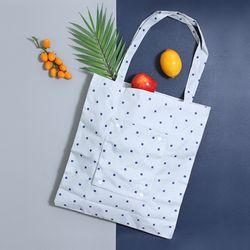 마트쇼핑백 휴대접이식 에코백 포켓장바구니 SAVE BAG