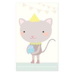 고양이 미니 카드