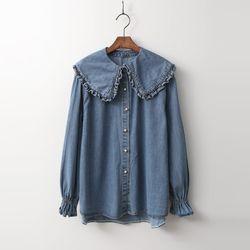 Sara Denim Shirts