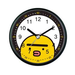 [HOZO] 호조 욕실 방수시계 HZ-TURTLE-BK-111