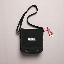 [유니온오브제] UNION COVER CROSS BAG - BLACK