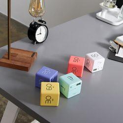 무아스 큐브타이머 (2세대) - 세상에서 가장 쉬운 타이머