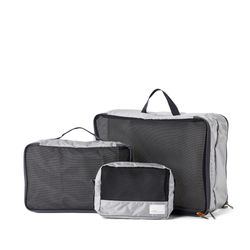 R PACKABLE POUCH 506 SET GRAY