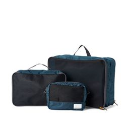 R PACKABLE POUCH 506 SET NAVY