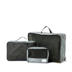 R PACKABLE POUCH 506 SET OLIVE