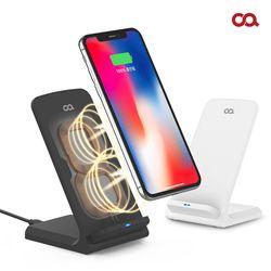 오아 베이직 고속 무선충전기 급속 휴대폰거치대 패드 OA-CG029