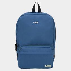 keek 브랜드백팩+크로스백 (BLUE)
