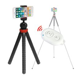 KM-837 스마트폰 삼각대+VCM-561G 홀더+S3 리모컨 SET