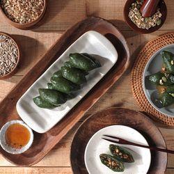 송편맛집 영광 모시 씨앗꿀떡 40개 1kg